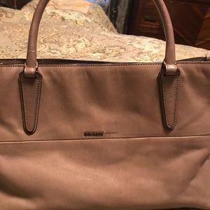 Coach Borough Leather Bag